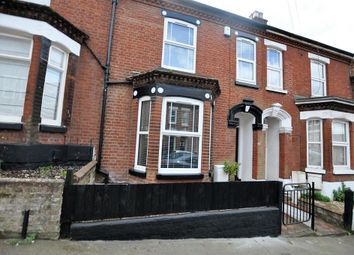 Thumbnail 3 bedroom terraced house for sale in Chalk Hill Road, Norwich