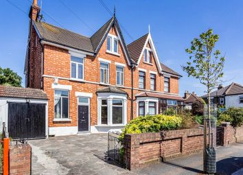 Thumbnail 5 bed semi-detached house for sale in Manor Road, London