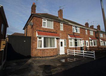 Thumbnail 3 bedroom semi-detached house for sale in Abbott Street, Long Eaton, Nottingham