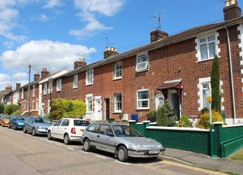 Thumbnail 2 bed terraced house to rent in Belle Vue Road, Colchester
