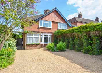 Thumbnail 2 bed semi-detached house for sale in Intwood Road, Cringleford, Norwich