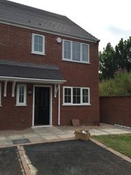 Thumbnail 3 bed semi-detached house to rent in Imperial Close, Darlaston