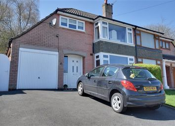 Thumbnail 3 bedroom semi-detached house for sale in Chase View, Wolverhampton, West Midlands