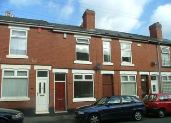 Thumbnail 2 bed terraced house to rent in Young Street, New Normanton, Derby