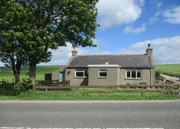 Thumbnail 2 bed cottage for sale in Auchleuchries, Ellon