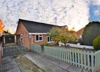 Thumbnail 2 bed semi-detached bungalow for sale in Ancaster Road, Stamford