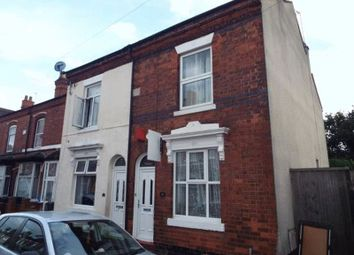 Thumbnail 2 bed end terrace house for sale in Hampton Road, Erdington, Birmingham