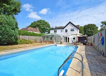 4 bed detached house for sale in Fawkham Road, West Kingsdown, Sevenoaks, Kent TN15