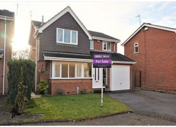 Thumbnail 4 bed detached house for sale in Sorrel Drive, Hull
