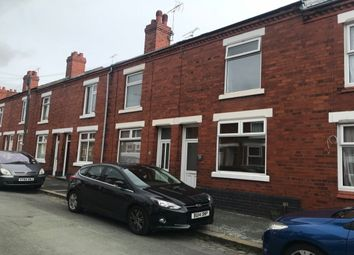 Thumbnail 2 bed terraced house for sale in Culland Street, Crewe