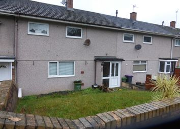 Thumbnail 2 bed terraced house for sale in Steepfield, Croesyceiliog, Cwmbran