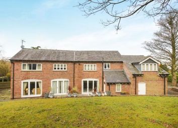 Thumbnail 5 bed detached house for sale in Offerton Road, Stockport, Cheshire
