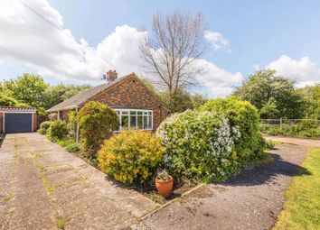 Thumbnail 2 bed detached bungalow for sale in Maybush Drive, Chidham, Chichester