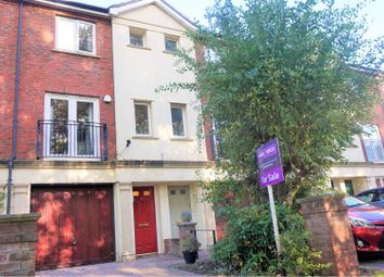 Thumbnail 3 bed town house for sale in Mitre Court, Taunton