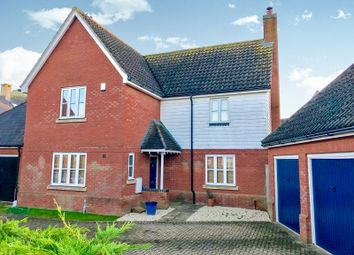 Thumbnail 4 bedroom detached house for sale in Bilberry Road, Ipswich