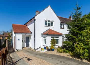 Thumbnail 3 bed end terrace house for sale in Dreghorn Park, Colinton, Edinburgh
