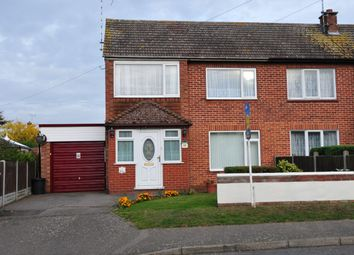 Thumbnail 3 bedroom semi-detached house for sale in Queen Anne Road, Colchester, Essex