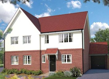 Thumbnail 3 bed semi-detached house for sale in The Petworth, Saxons Plain, Off Fulbeck Avenue