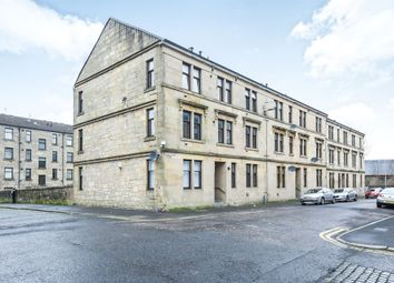 1 bed flat for sale in Bank Street, Paisley PA1