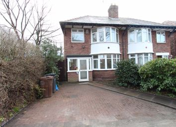 Thumbnail 3 bed semi-detached house for sale in Manley Road, Waterloo, Liverpool