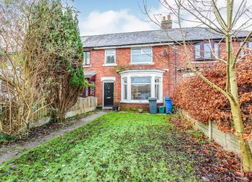 Thumbnail 3 bed terraced house for sale in Rosslyn Avenue, Preesall, Poulton-Le-Fylde, Lancashire