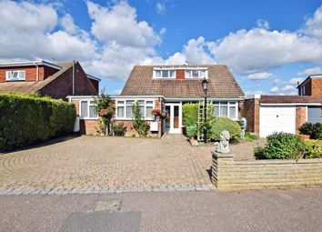 Thumbnail 4 bed bungalow for sale in Shernolds, Maidstone, Kent