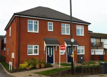 Thumbnail 2 bed end terrace house for sale in Springfield Road, Sutton Coldfield