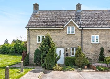 Thumbnail 2 bed semi-detached house to rent in Foss Field, Winstone, Cirencester