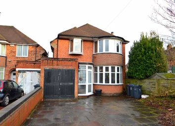 Thumbnail 3 bed detached house for sale in Dulvern Grove, Kings Heath, Birmingham.