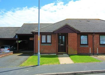Thumbnail 2 bed semi-detached bungalow for sale in Willoughby Close, Corby Glen, Lincolnshire