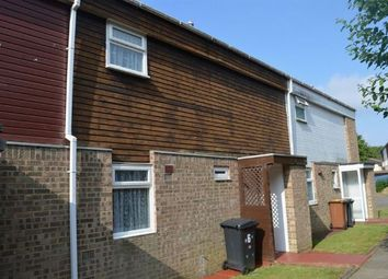 Thumbnail 3 bedroom terraced house for sale in Flaxlands Court, Lings, Northampton