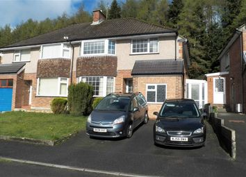 Thumbnail 3 bed property for sale in Hafod Cwnin, Carmarthen