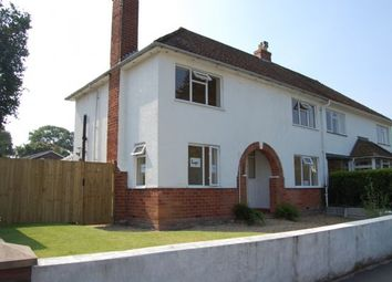 Thumbnail 3 bed semi-detached house to rent in Cross Road, Albrighton, Wolverhampton
