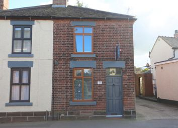 Thumbnail 2 bed terraced house for sale in Cheadle Road, Forsbrook