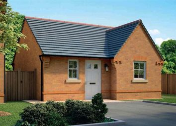 Thumbnail 1 bed detached bungalow for sale in Meadow View, Maw Green Road, Crewe