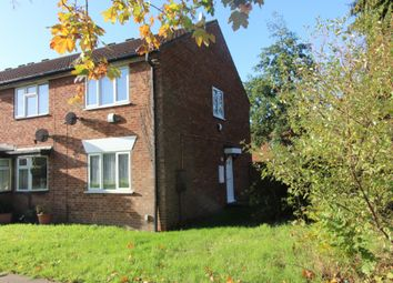Thumbnail 2 bed town house for sale in Circuit Close, Willenhall
