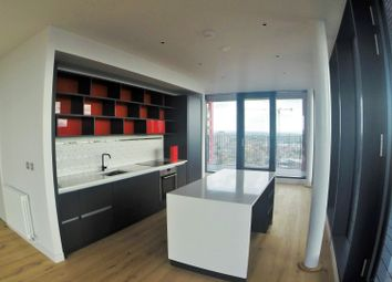 Thumbnail 3 bed flat to rent in Lyell Street, London