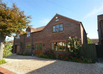 Thumbnail 4 bed detached house for sale in Hillam Lane, Hillam, Leeds