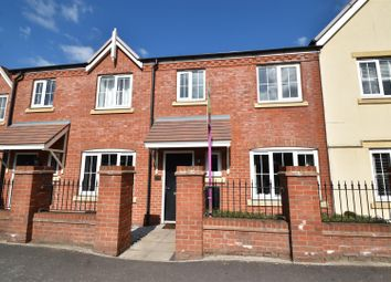 Thumbnail 3 bed terraced house for sale in Hanbury Road, Droitwich
