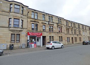 Thumbnail 3 bed flat for sale in Kilnside Road, Paisley