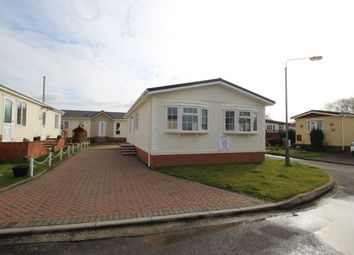 Thumbnail 2 bed bungalow for sale in Harpswell Hill Park, Hemswell, Gainsborough