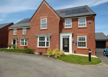 Thumbnail 4 bed detached house to rent in Dallington Avenue, Leyland