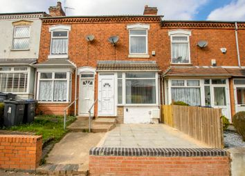 Thumbnail 4 bed terraced house for sale in Pershore Road, Birmingham