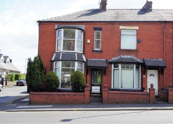 Thumbnail 3 bed end terrace house for sale in Oldham Road, Royton