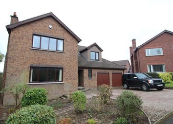 Thumbnail 5 bed detached house to rent in Beechfield Drive, Bangor