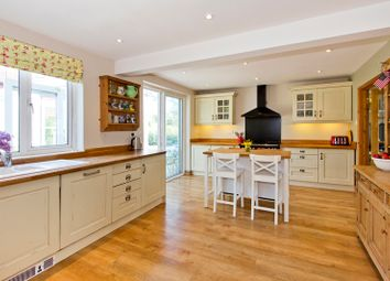 Thumbnail 4 bed detached house for sale in Leybourne Dell, Benenden