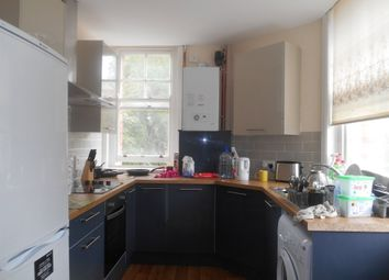 Thumbnail 4 bed flat to rent in Aylward Street, Portsmouth