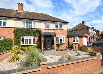 Thumbnail 4 bed semi-detached house for sale in Reynards Way, Bricket Wood, St.Albans