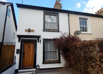 Thumbnail 3 bedroom cottage to rent in Ranelagh Road, Felixstowe