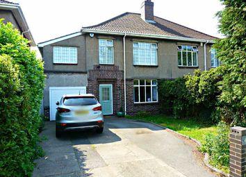 Thumbnail 4 bedroom semi-detached house for sale in West Town Lane, Brislington, Bristol